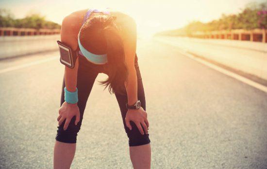 El sobreentrenamiento en el deporte