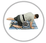 Rehabilitación core Motion guidance