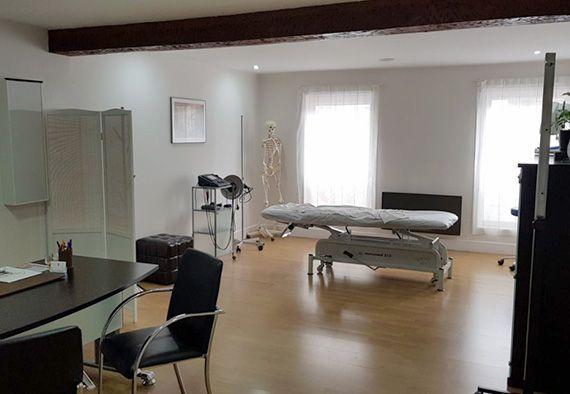 Sala 1 en Clínica fisioterapia Fisiocamargo Santander
