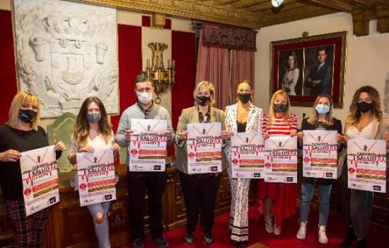 Fisiocamargo participa en 'Salud en Marcha'